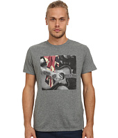 Ben Sherman - Short Sleeve Guitar Union Jack Tee Shirt MB11812