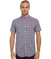 Ben Sherman - Short Sleeve Multi Gingham Check Woven Shirt MA11898A