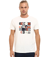 Ben Sherman - Short Sleeve Geo Gingham Logo Tee Shirt MB11813