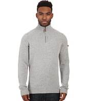 Ben Sherman - Long Sleeve Half Zip Neck Funnel Sweater ME11761