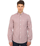 Ben Sherman - Long Sleeve Gingham Woven Shirt MA11362A