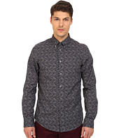 Ben Sherman - Long Sleeve Multi Colour Paisley Woven Shirt MA11923