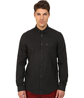 Ben Sherman - Long Sleeve Brushed Gingham Twill Woven Shirt MA11942A