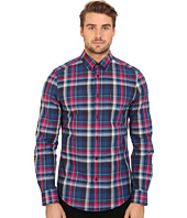 Ben Sherman - Long Sleeve Madras Check Woven Shirt MA11917A