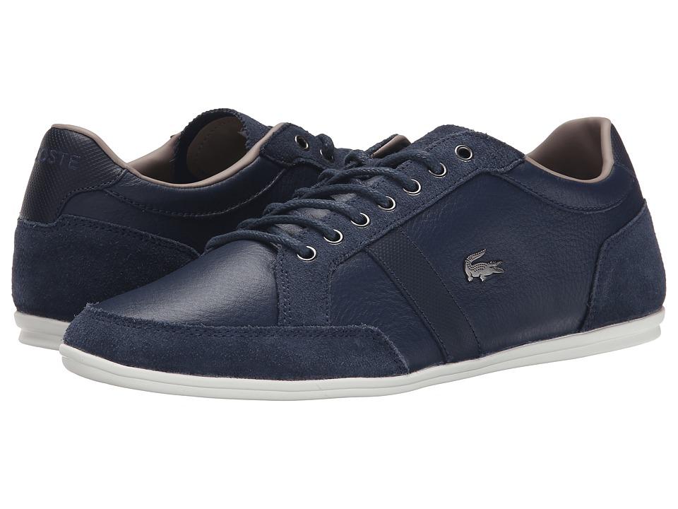 Lacoste Alisos 23 Navy Mens Shoes