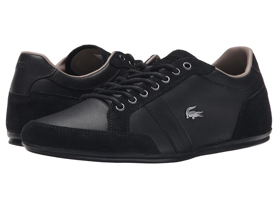 Lacoste Alisos 23 Black Mens Shoes