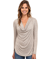 Bobeau - Cowl Neck T-Shirt