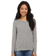 Bobeau - Textured Knit Long Sleeve Shirt