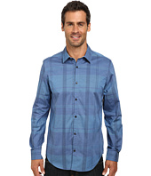 Calvin Klein - Liquid Cotton Large Plaid Woven Shirt