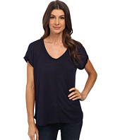 Bobeau - Rolled Sleeve T-Shirt