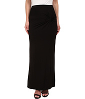 Bobeau - Side Knot Maxi Skirt