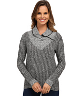 Bobeau - Ribbed Pullover Knit Shirt