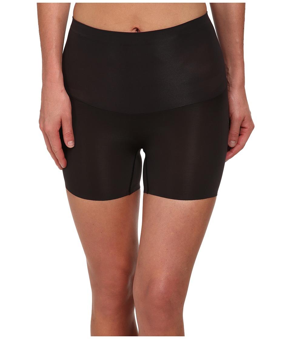 Spanx Shape My Day Girlshorts Black Womens Underwear