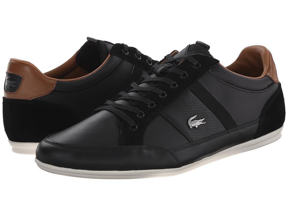Lacoste Chaymon Prm2 Black/Black Mens Shoes
