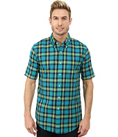 Pendleton - Short Sleeve Fitted Seaside Button Down Shirt