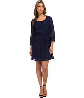 Brigitte Bailey - 3/4 Sleeve Blouson Dress
