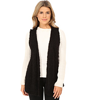 kensie - Sherpa Knit Vest KSNK5818