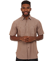Pendleton - Short Sleeve Fitted Berkeley Shirt
