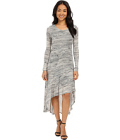 kensie - Scribbled Lines Dress KSNK7768