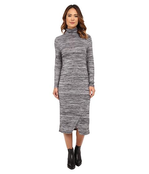 kensie Drapey Space Dye Dress KSNK7763