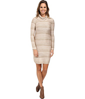 Calvin Klein - Space Dyed Mock Neck Sweater Dress