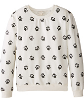 Kate Spade New York Kids - Embellished Paw Sweatshirt (Big Kids)