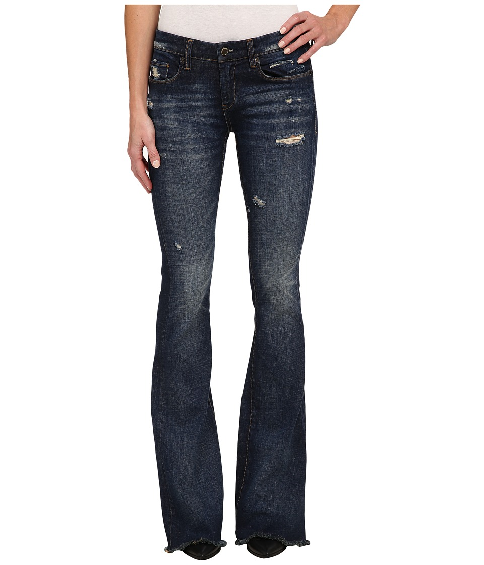 Blank NYC Flare Jeans in Blue Blue Womens Jeans