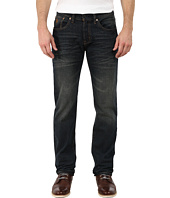 U.S. POLO ASSN. - Five-Pocket Slim Straight Denim Jeans