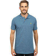 U.S. POLO ASSN. - Solid Cotton Pique Polo