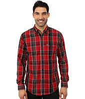U.S. POLO ASSN. - Poplin Long Sleeve Plaid Shirt