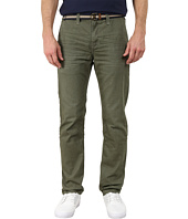 U.S. POLO ASSN. - Slim Fit Canvas Pants