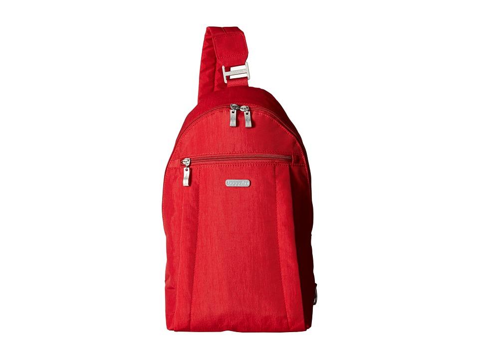Baggallini Glide Sling Apple Sling Handbags