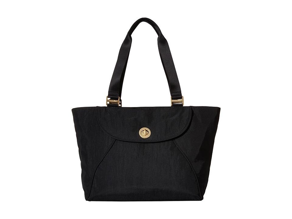 Baggallini Gold Alberta Tote Black Tote Handbags