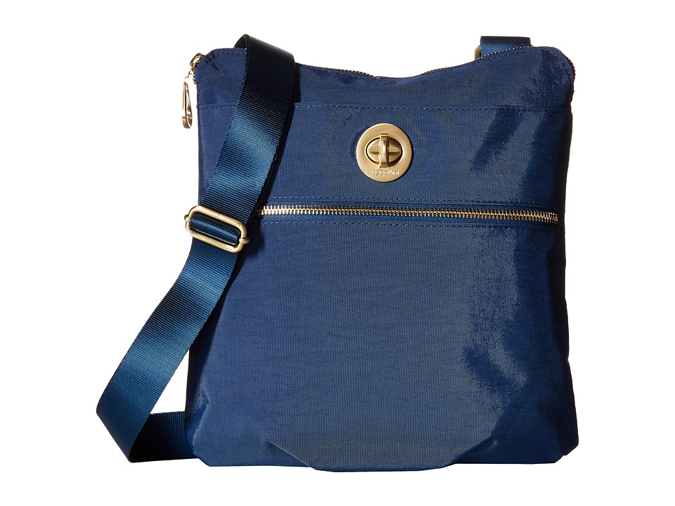 Baggallini Gold Hanover Crossbody Pacific Cross Body Handbags