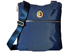 Baggallini Gold Hanover Crossbody (Pacific)