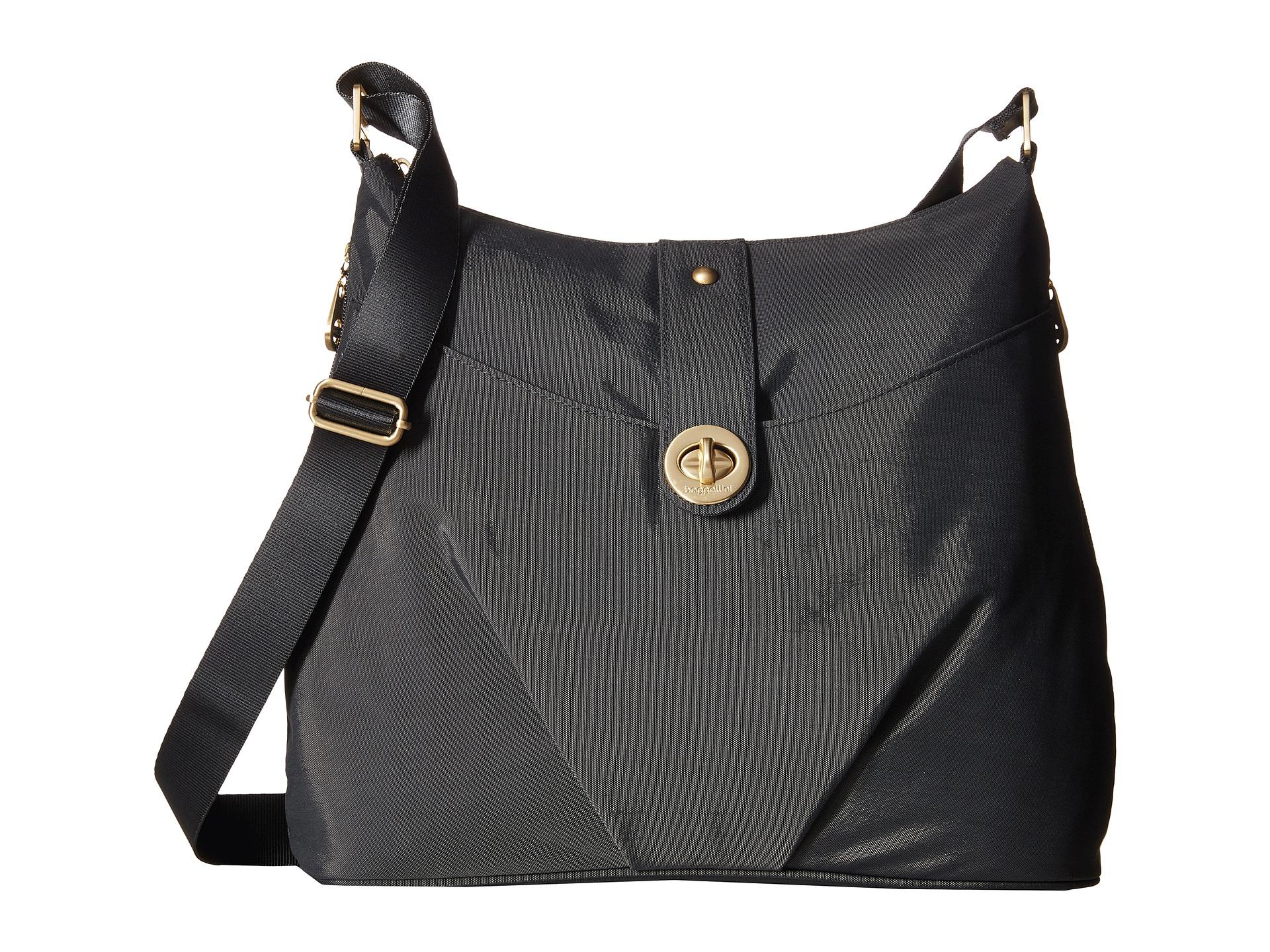baggallini gold helsinki bag at zappos