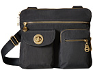 Baggallini Gold Sydney (Charcoal)
