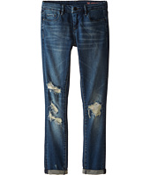 Blank NYC Kids - Boyfriend Jeans in Destroyed Wash (Big Kids)