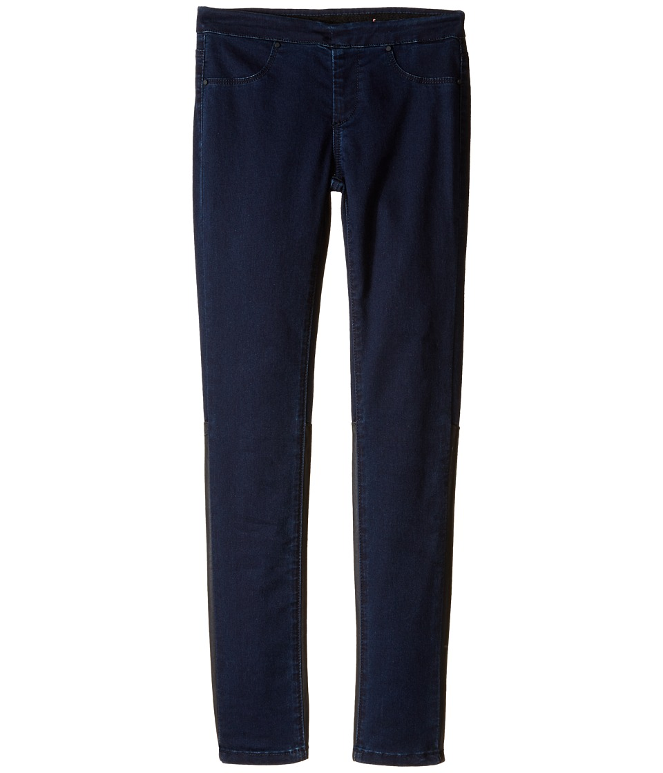 Blank NYC Kids Pull On Skinny Jeans in Blue Big Kids Twitter Girls Jeans