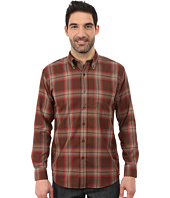 Pendleton - Long Sleeve Fitted Sir Pen Button Down Shirt