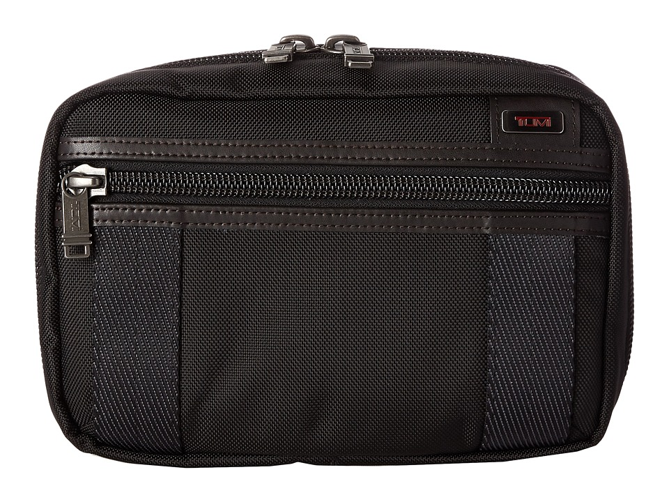 Tumi - Alpha Bravo - Riley Kit (Hickory) Luggage