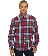 Gant Rugger - R. Fall Handloom Madras E-Z (FIT) Oxford Button Down