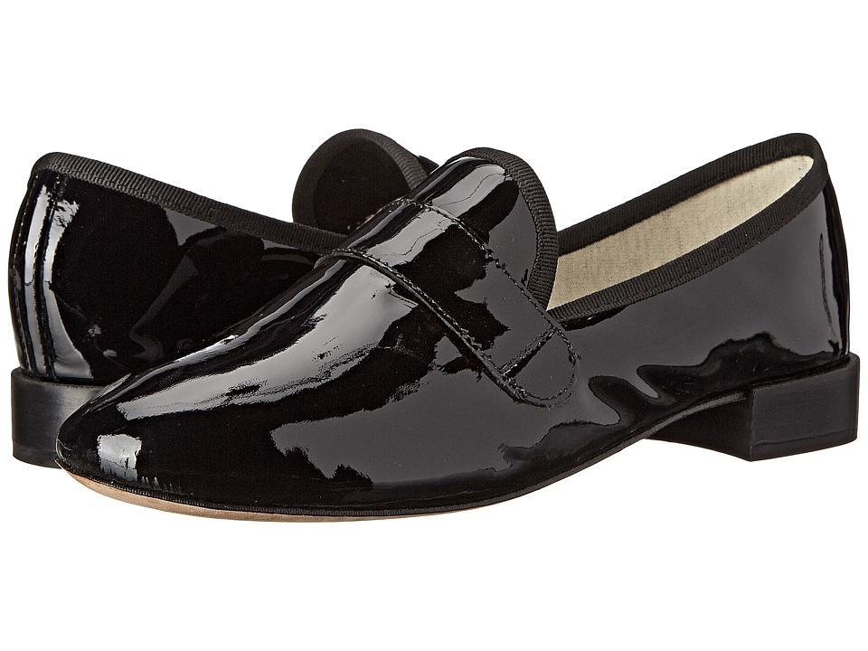 Repetto - Michael (Black Patent) Womens Shoes