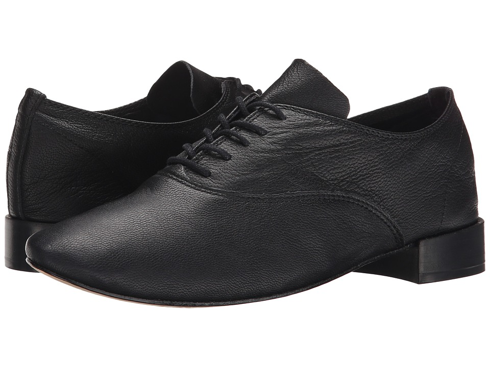 Repetto - Zizi (Black Lambskin) Womens Shoes
