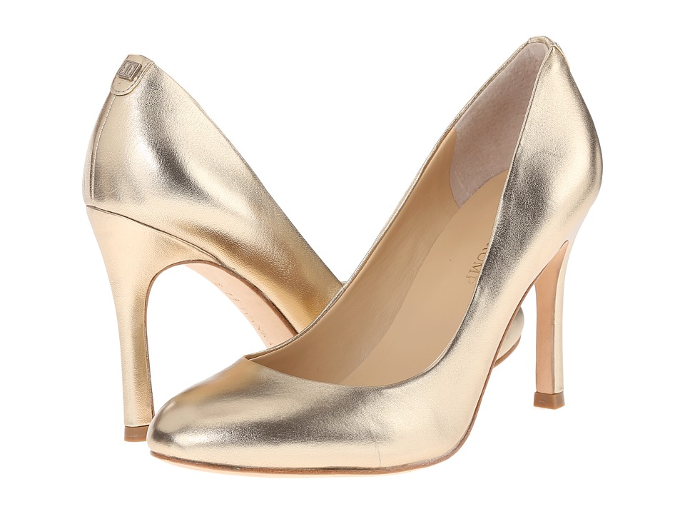Ivanka Trump Janie (Gold) High Heels