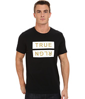True Religion - Flock Logo Tee