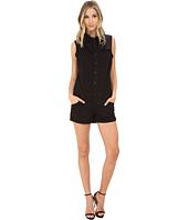 Hudson - Harmony Romper in Black