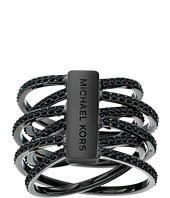 Michael Kors - Pave Crisscross Ring