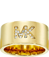 Michael Kors - Logo Banded - Wide Ring