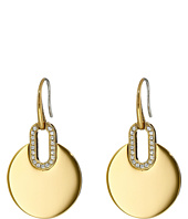 Michael Kors - Disc Drop Earrings